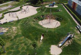 Revitalizace dětského hřiště na Koupališti